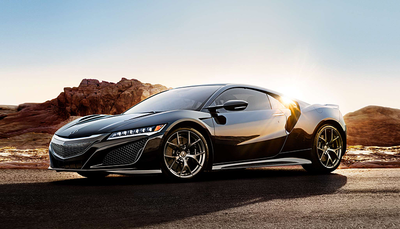 Acura's NSX Gets Road & Track's Nod for PC of the Year