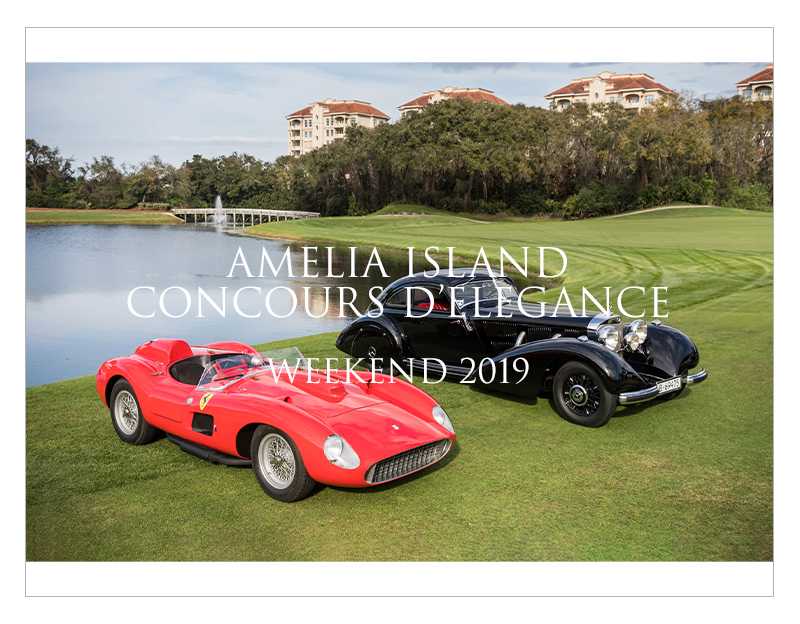 Amelia Island Concours d'Elegance Weekend 2019 | Classic Car Chat