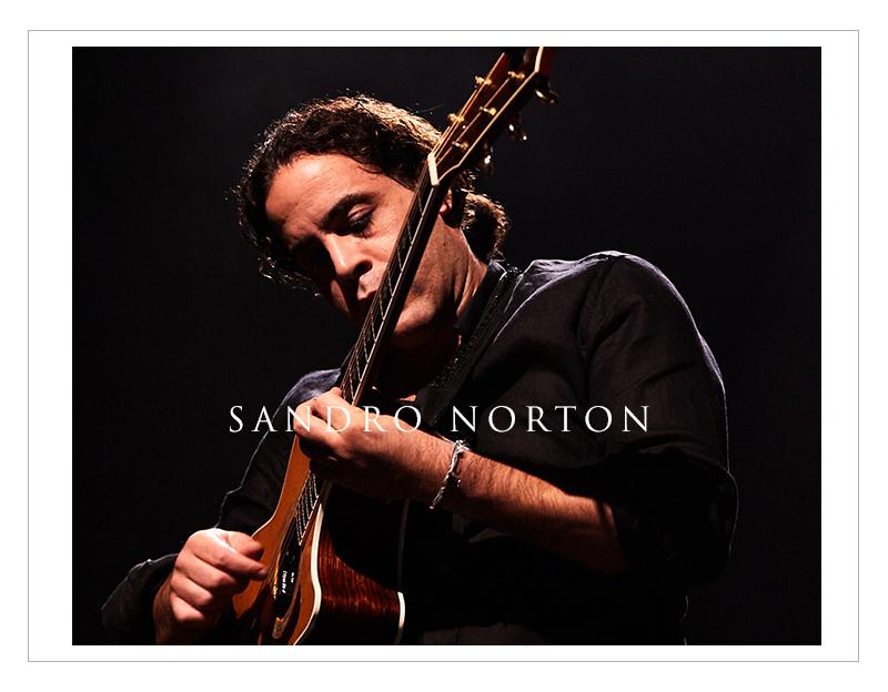 "Guitarist Sandro Norton ""Flying High"" Featuring Gary Burton"