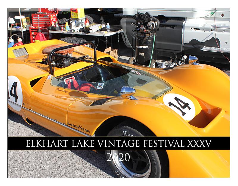 Elkhart Lake Vintage Festival XXXV September 18-20, 2020 | Classic Car Chat