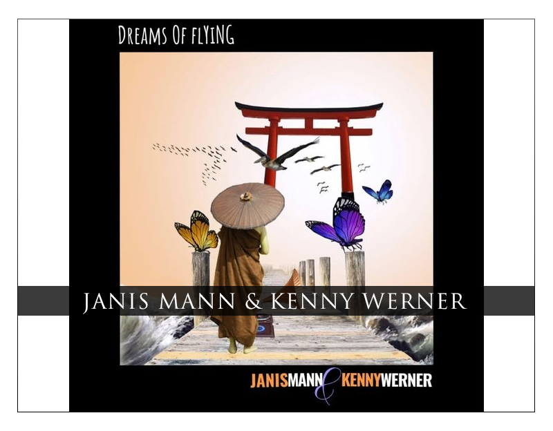 Jazz Vocalist Janis Mann teams up again with Pianist Kenny Werner for Dreams of Flying