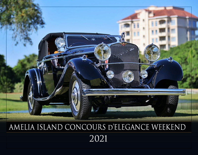 Amelia Island Weekend 2021, May 20-23 | Classic Car Chat